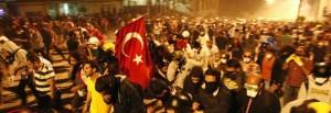 Turkey - Politics - Unrest - Protests in Istanbul - Anti-Government protests continue in Turkey Continuano le proteste in Turchia