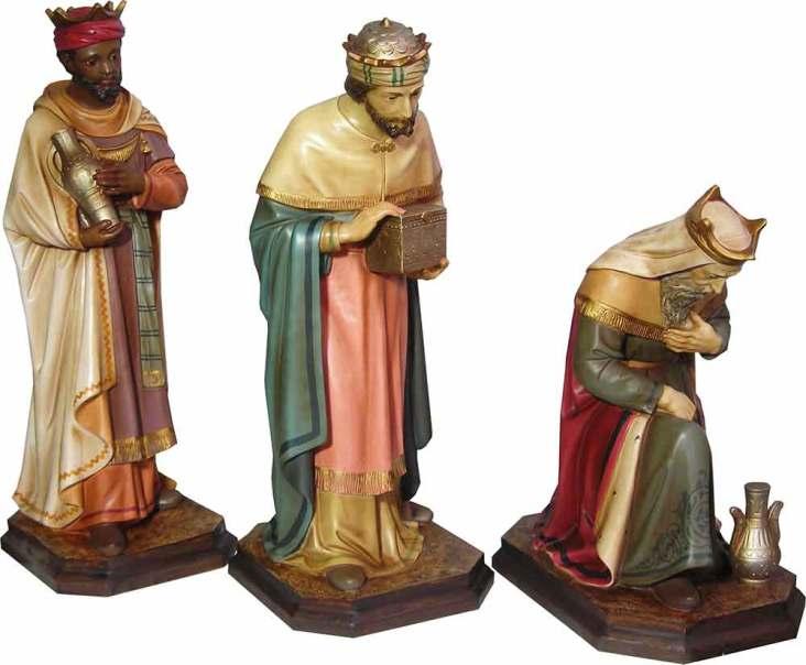 Figuras de los Reyes Magos | Figuras Belén de Navidad