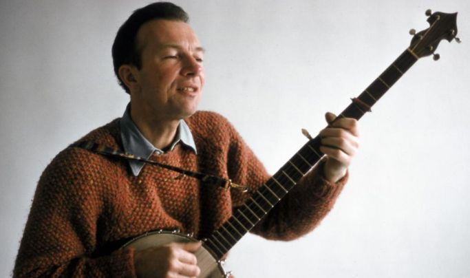 Pete Seeger | Rock & Roll Hall of Fame | International Festival of Arts and  Ideas