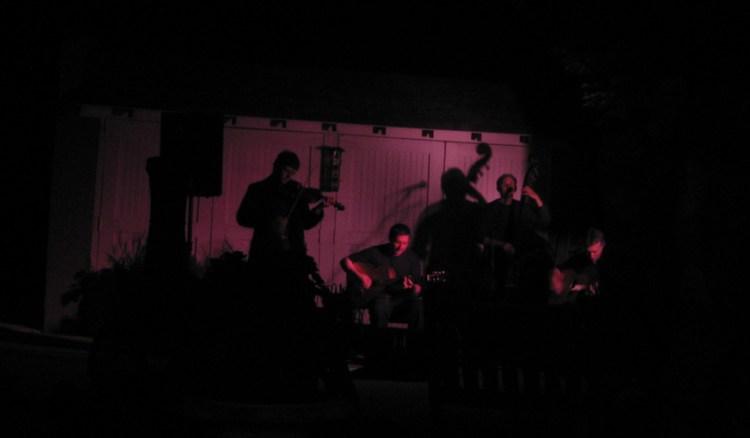 The Gypsie Swing Revue :: Summer Kickoff Party 2006 :: Denver
