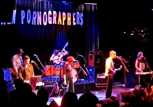 New Pornographers