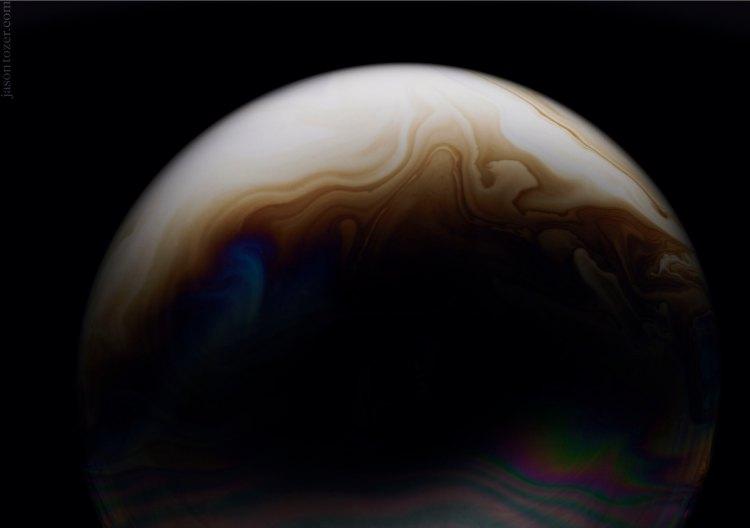 Bubble Planet 1