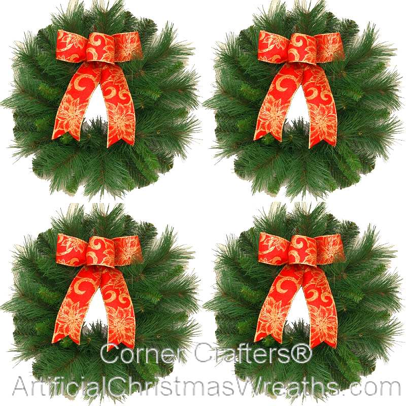 WINDOW WREATHS MINI