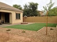 Artificial Turf Tat Momoli, Arizona Lawns, Small Backyard ...