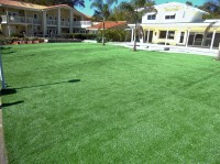 Synthetic Grass Cost Greer, Arizona Backyard Deck Ideas ...
