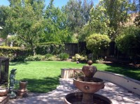 Fake Lawn Liverpool, Texas Landscape Ideas, Small Backyard ...