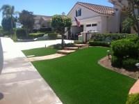 Fake Grass Pinedale, Arizona Landscape Rock, Front Yard ...