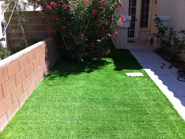 artificial turf winter gardens