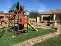 Plastic Grass Los Chaves, New Mexico Backyard Playground ...