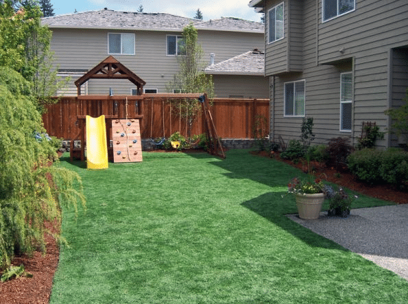 synthetic play turf