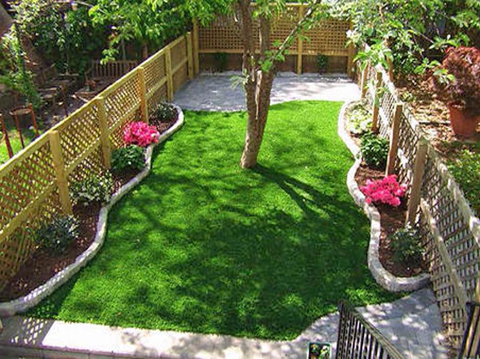 Installing Artificial Grass Mound City Kansas Garden Ideas Backyards