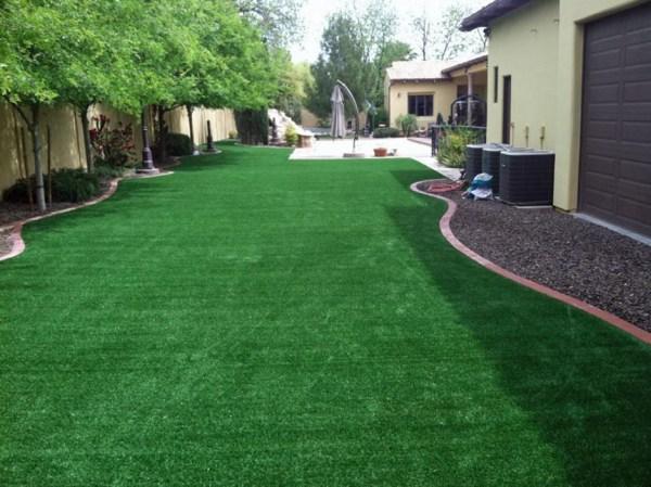 faux grass clinton oklahoma landscaping