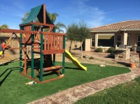 Turf Grass Lambert, Oklahoma Playground Flooring, Backyard ...