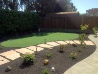 Grass Installation Midwest City, Oklahoma Backyard ...