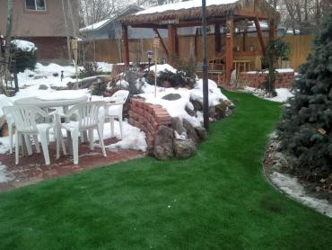 artificial grass land lakes