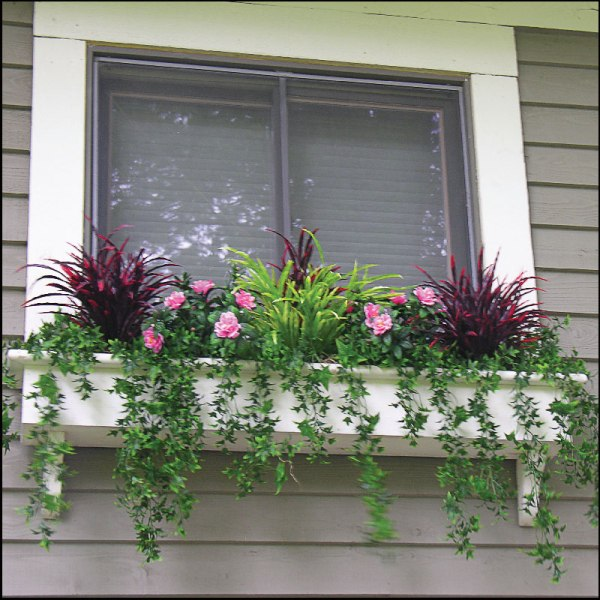 Artificial Plants for Window Boxes