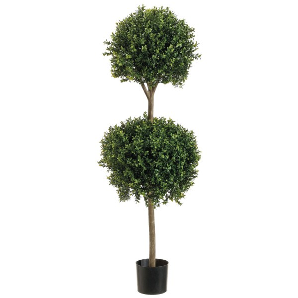 Artificial Outdoor Boxwood Topiary Trees