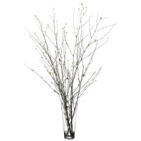52 inch Branch Arrangement in Glass Vase | WF2495-GR/BR