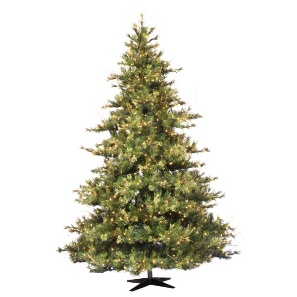 10 Foot Mixed Country Pine Christmas Tree Unlit A801685