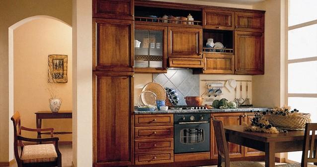 Cucine Legno Massello Moderne - Idee per la casa e l\'interior design ...