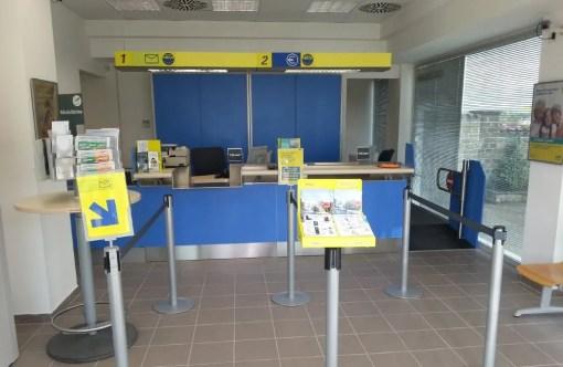 Realizzazione ufficio Postale Mazzano Romano