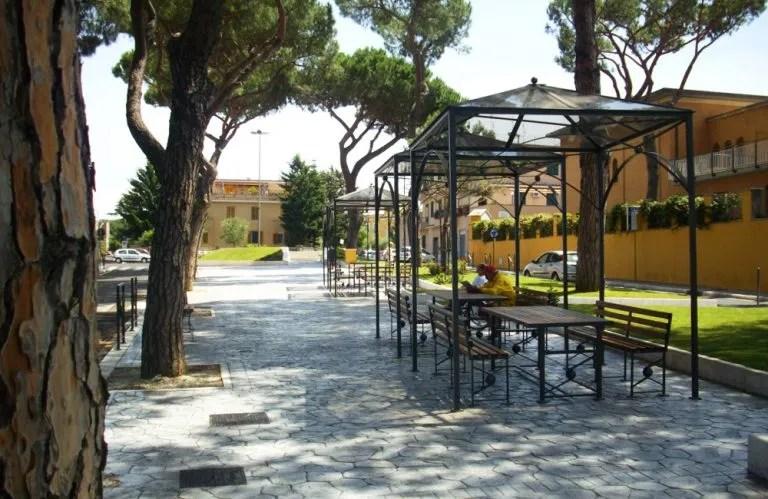 Riqualificazione Piazza Mileto - spazi pubblici