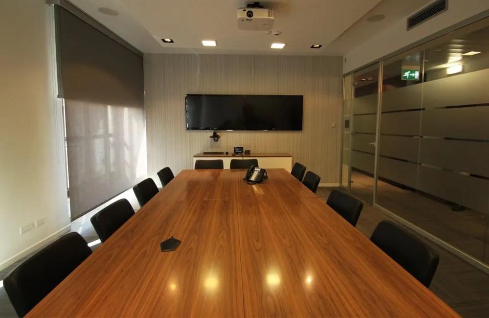 Ristrutturazione Uffici Towers Watson - sala meeting