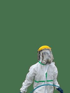 operaio sanificazione ambienti