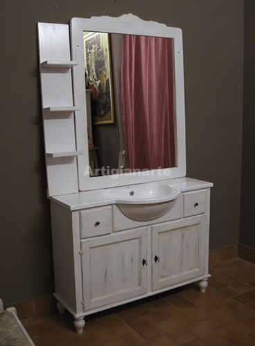 Mobile bagno Grey  Artigianarte