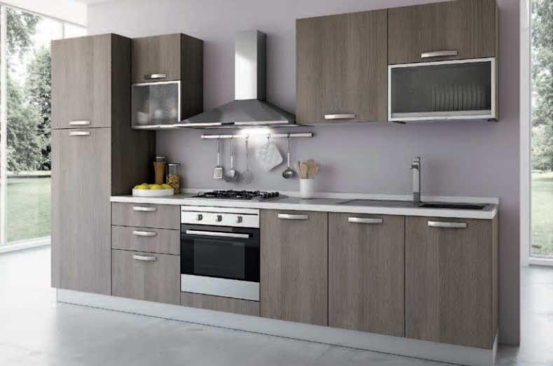 Cucina Lineare Modello Story Cucine Artigianali Cucine e Bagni Offerte Cucine E Bagni