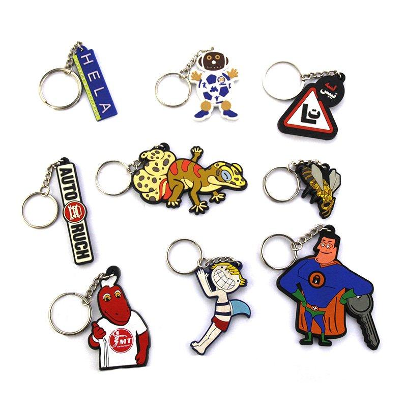 wholesale bulk custom keychains