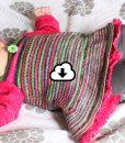 Patron de tricot Annabelle - Robe de bébé - À la maille suivante