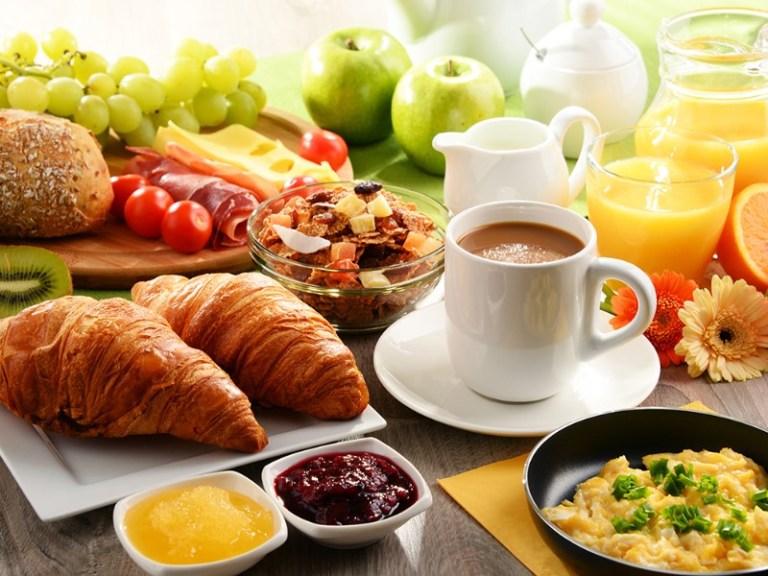 Cestas de Café da Manhã