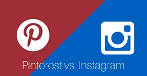 Pinterest vs Instagram