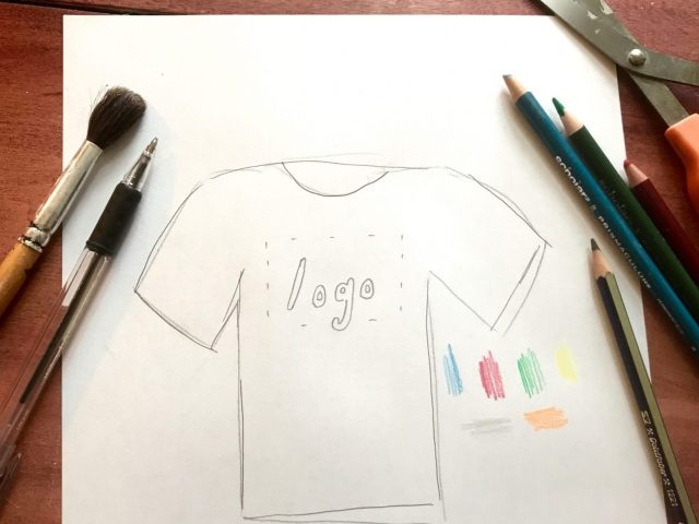 Designing an Awesome Custom T-Shirt