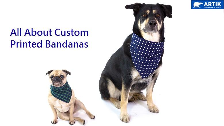 All About Custom Printed Bandanas