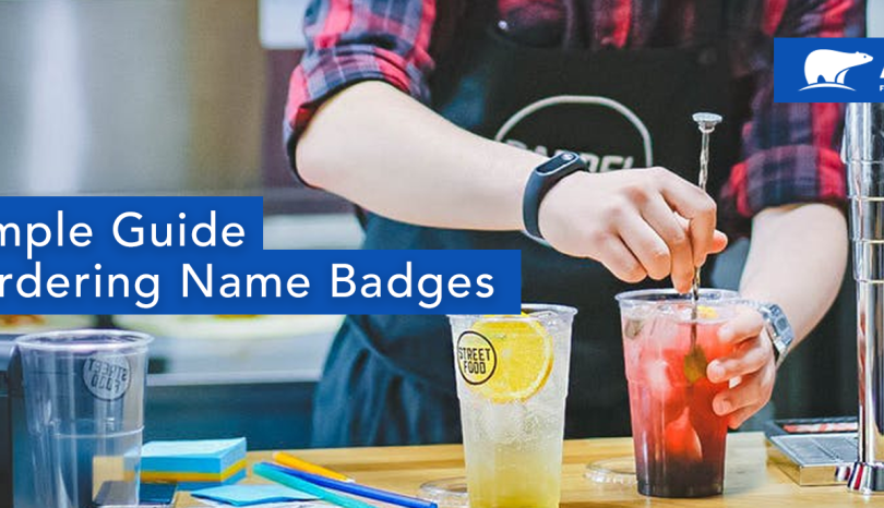 A Simple Guide to Custom Name Badges in Canada