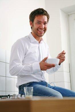 Warum schnelle Mahlzeiten dick machen  Artikelmagazin
