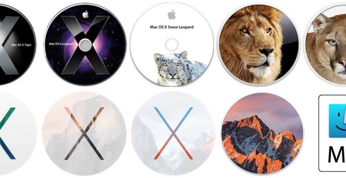 Macintosh MacOS OSX