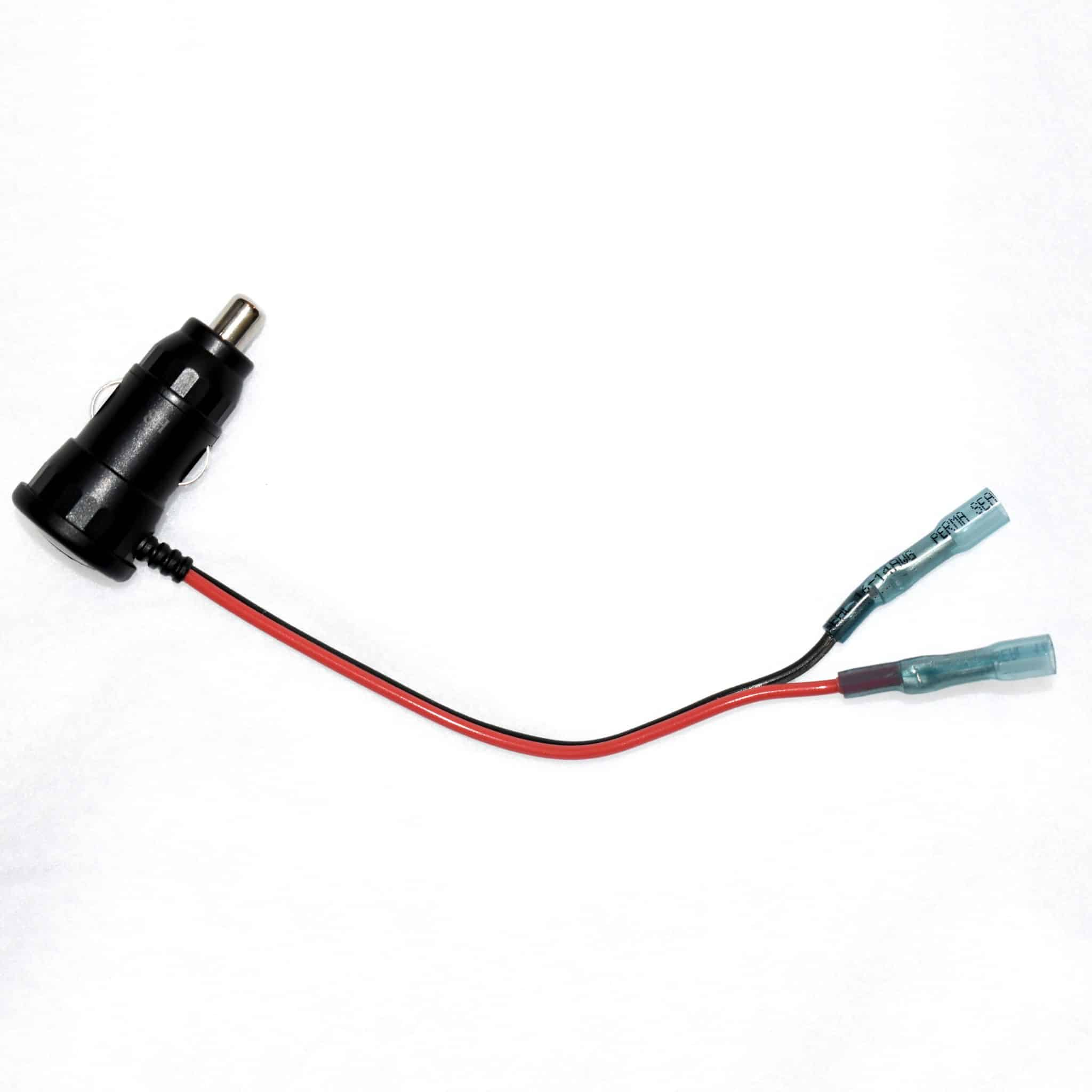 Auxiliary Power Plug Wire Harness Adapter Kit