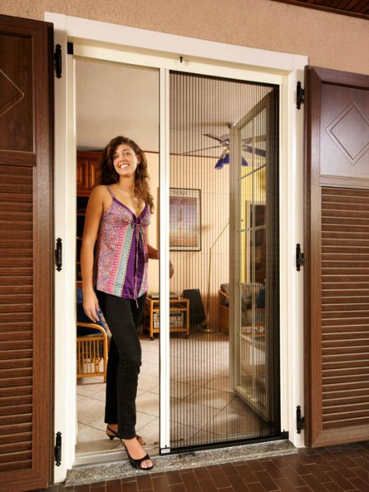 Instalacin de mosquiteras para ventanas y puertas