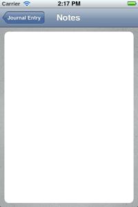 blanktextview