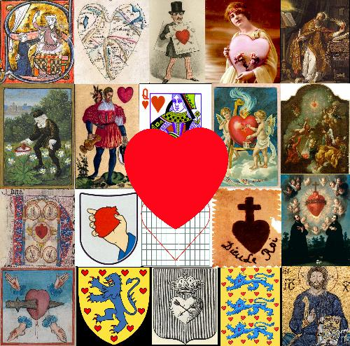 History Of Heart Symbolisms Art In Anatomy