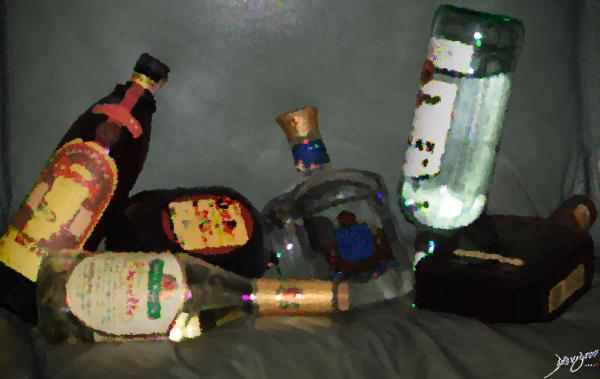 alcohol, brain, liver, drunk, alcoholism, behavior, self-control, addiction, art, the common vein, art in anatomy, Ashley Davidoff MD