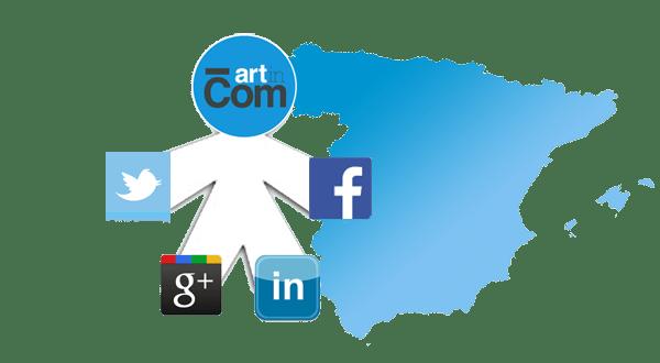 Presencia en redes sociales ¿dudas?