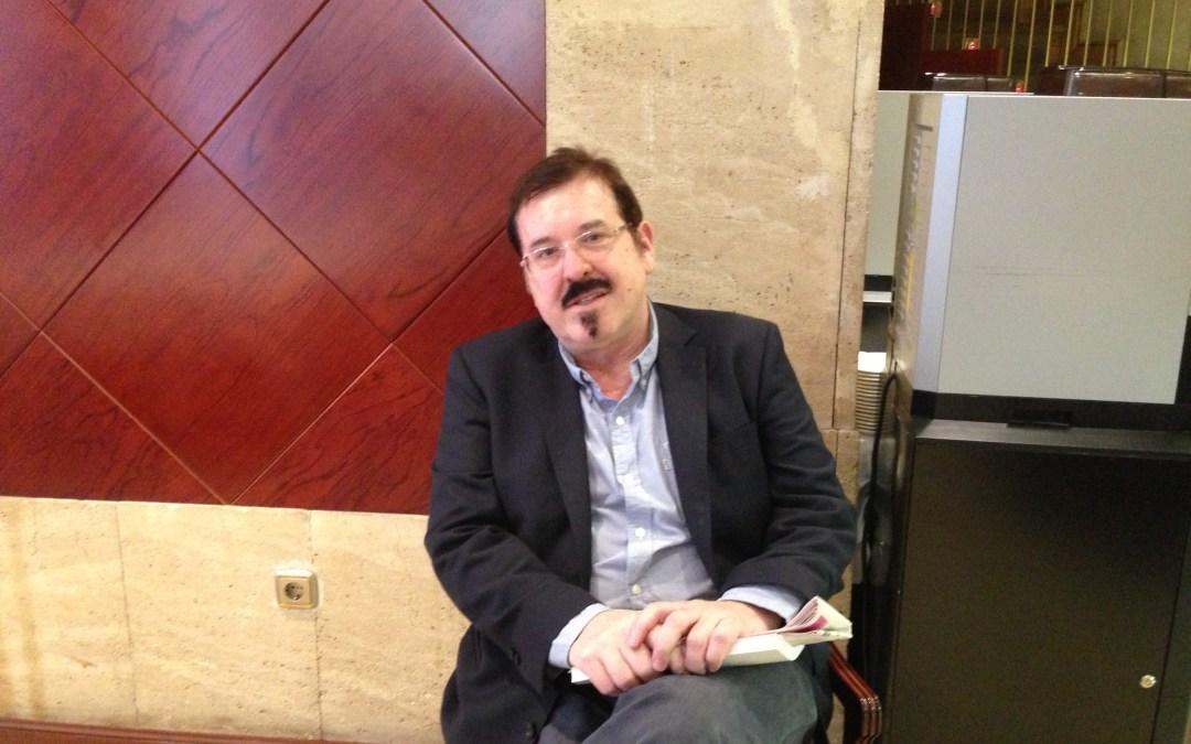 Entrevista a Javier Barreiro