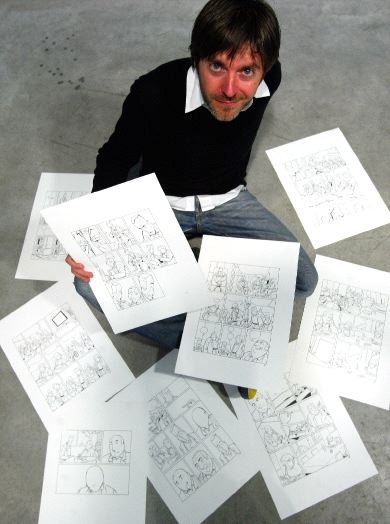 Ilustradores con mucho arte
