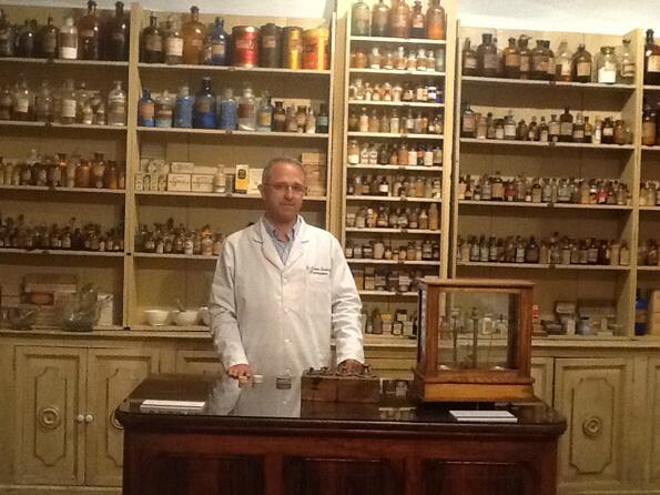 150 años de farmacia en Teruel