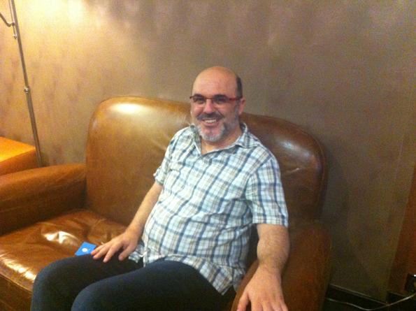 Entrevista a Santiago Gascón