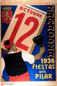 artinCom_Cartel_Fiestas_Pilar1936_MASanz